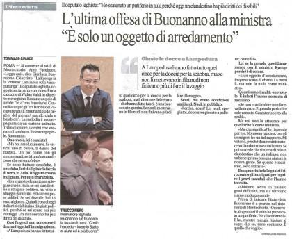 Facebook/Gianluca Buonanno