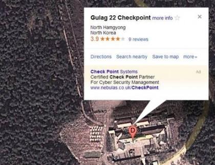 gulag campi concentramento corea nord recensioni google maps 2