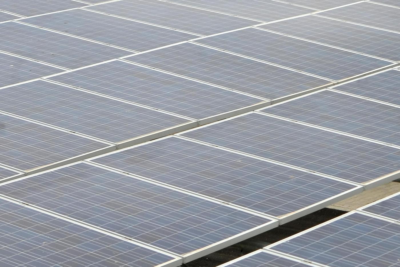 """Roma, inaugurazione dell'impianto fotovoltaico ACEA al centro commerciale """"Commercity"""""""
