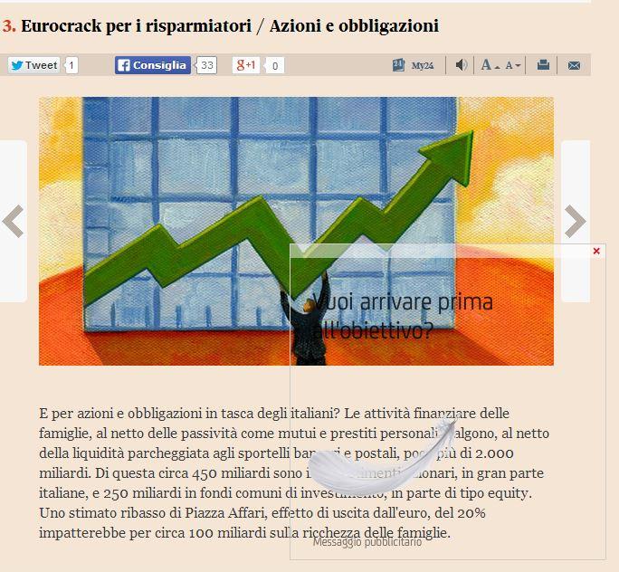 italia fuori dall'euro che succede 3