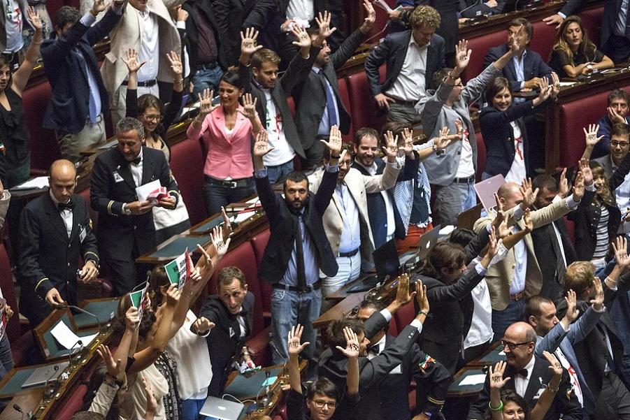 Caos a montecitorio approvato il decreto imu bankitalia for Votazione camera dei deputati