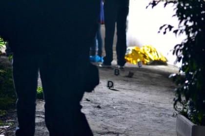 Donna uccisa al cimitero di Catania, la scena del delitto