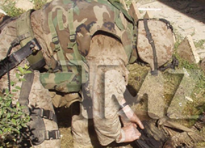 marines corpi bruciati iraq 9