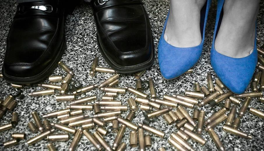 matrimonio compleano fucile mitragliatore 1