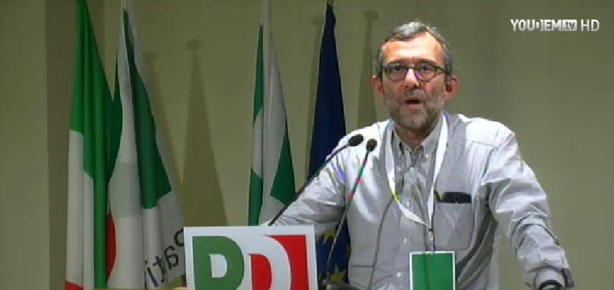 Thomas Bach, Mario Pescante