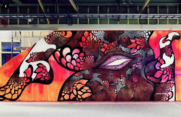 murales vagina