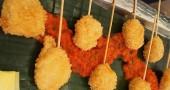 11) Lecca lecca di pollo, con la cannabis che non è un ingrediente ma un semplice complemento
