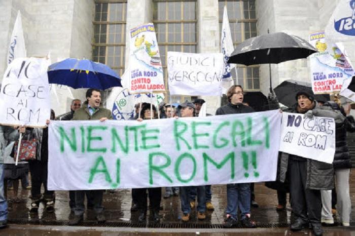 La vera storia delle case di lusso ai rom a torino for Case di lusso a una storia