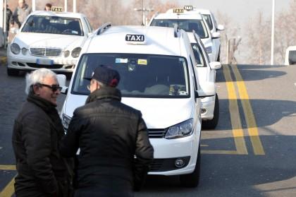 sciopero taxi milano