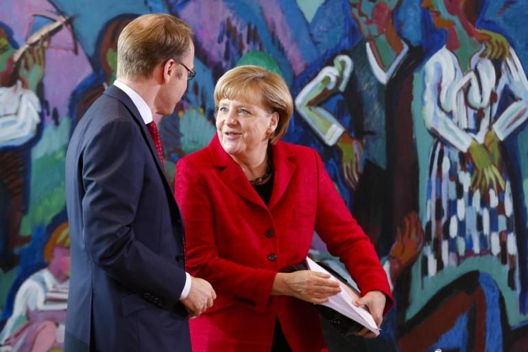 Germania, incontro settimanale del Gabinetto