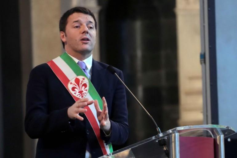 Alessandro Baricco Matteo Renzi 3