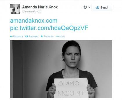 Amanda Knox twitter 4