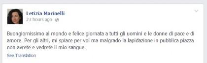 Gianni Chiodi Letizia Marinelli amica sorella amica 2
