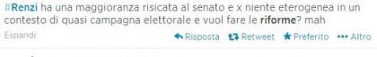 Governo Renzi italiani reazioni social 10