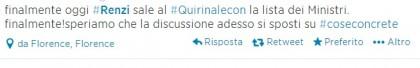 Governo Renzi italiani reazioni social 9
