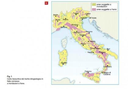 Maltempo Italia dissesto idrogeologico Difesa suolo 5