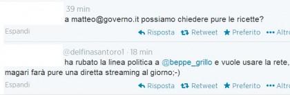 Matteo Renzi casella mail