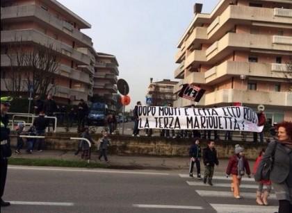 Matteo Renzi scuola media Coletti Treviso 6