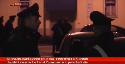 Michele Graziano uccide due figli