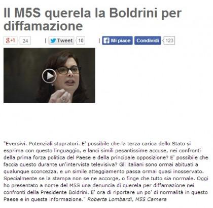 MoVimento 5 Stelle Matteo Renzi 3