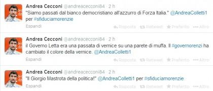 MoVimento 5 Stelle Matteo Renzi 8
