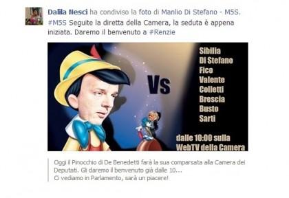 MoVimento 5 Stelle Matteo Renzi 9