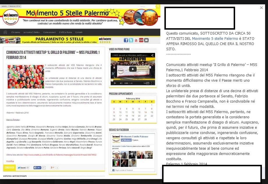 MoVimento 5 Stelle Palermo 23