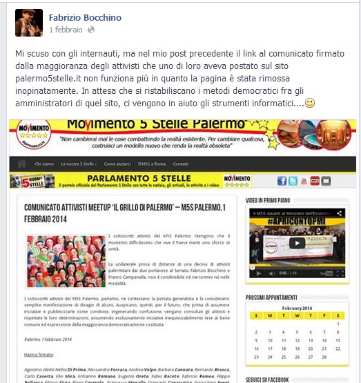 MoVimento 5 Stelle Palermo 24