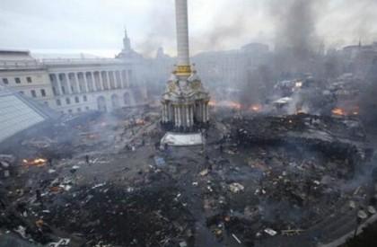 Olesya Zhukovskaya volontaria tweet Ucraina guerra civile 3