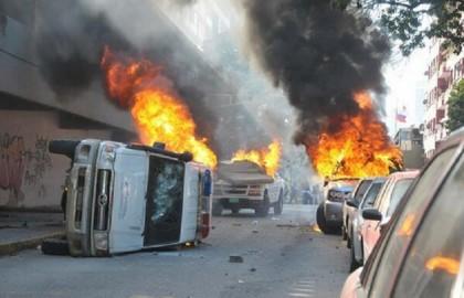 Proteste Venezuela 2