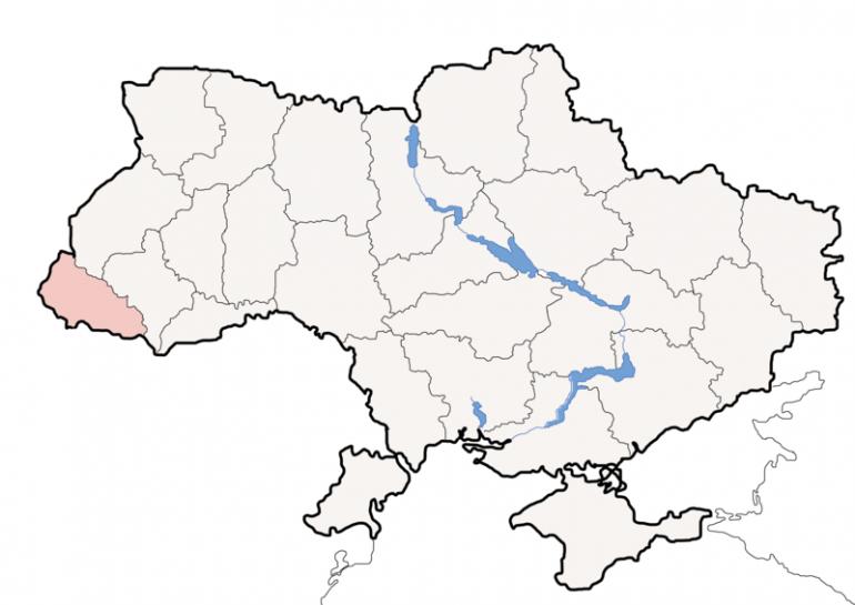 Rutenia subcarpatica - Transcarpazia