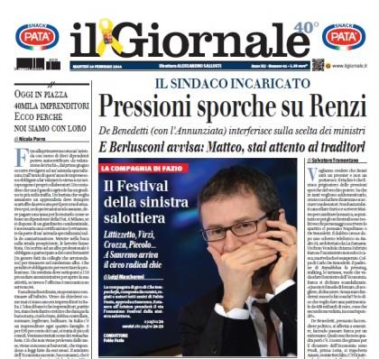 Sanremo 2014 Beppe Grillo 6