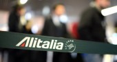 ITALY-TRANSPORT-ALITALIA