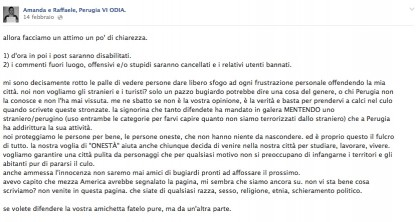 amanda knox perugia facebook 13