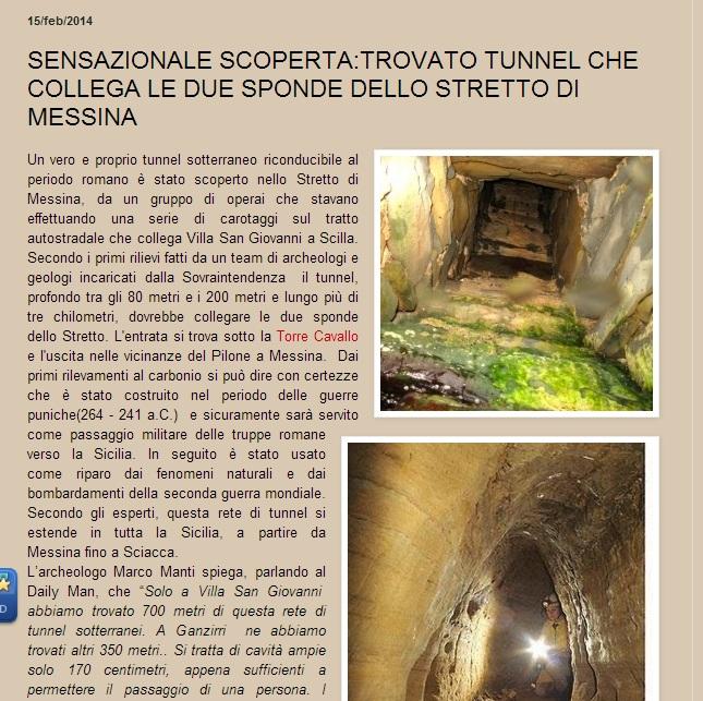 bufala tunnel 2