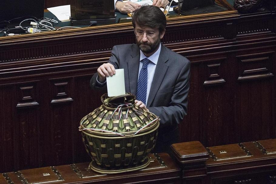 Camera dei Deputati - Elezione del presidente