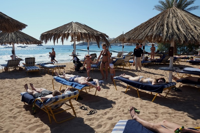 EGYPT-UNREST-TOURISM-RED SEA
