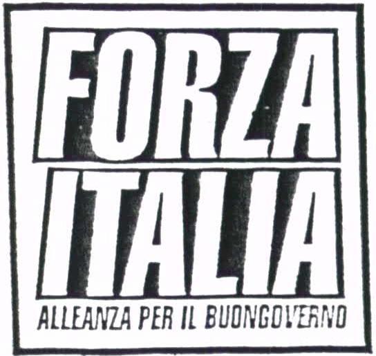 forza italia marchio primo simbolo 3