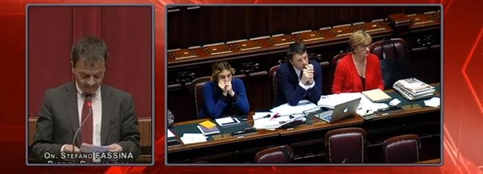 governo Renzi fiducia Camera 4