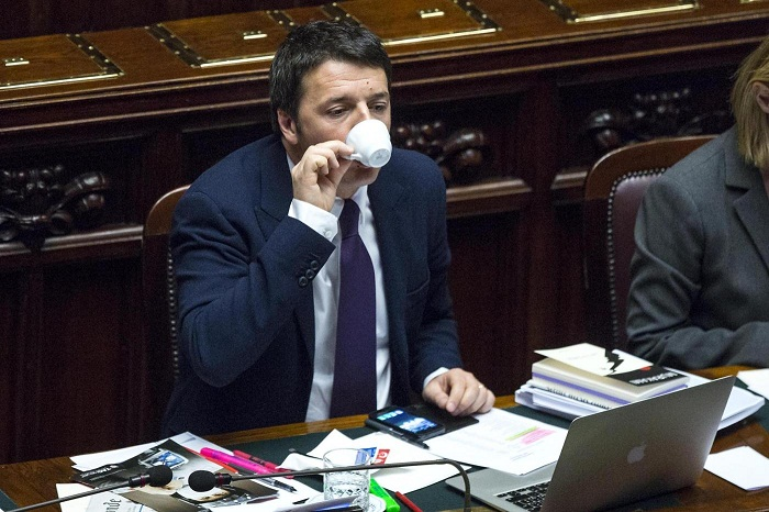 esame il Presidente del Consiglio che a Montecitorio, per il discorso ...
