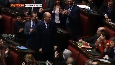 Il discorso di Matteo Renzi per il voto di fiducia alla Camera ...