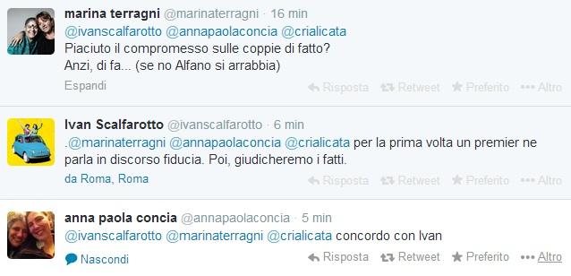 governo Renzi fiducia Senato (1)