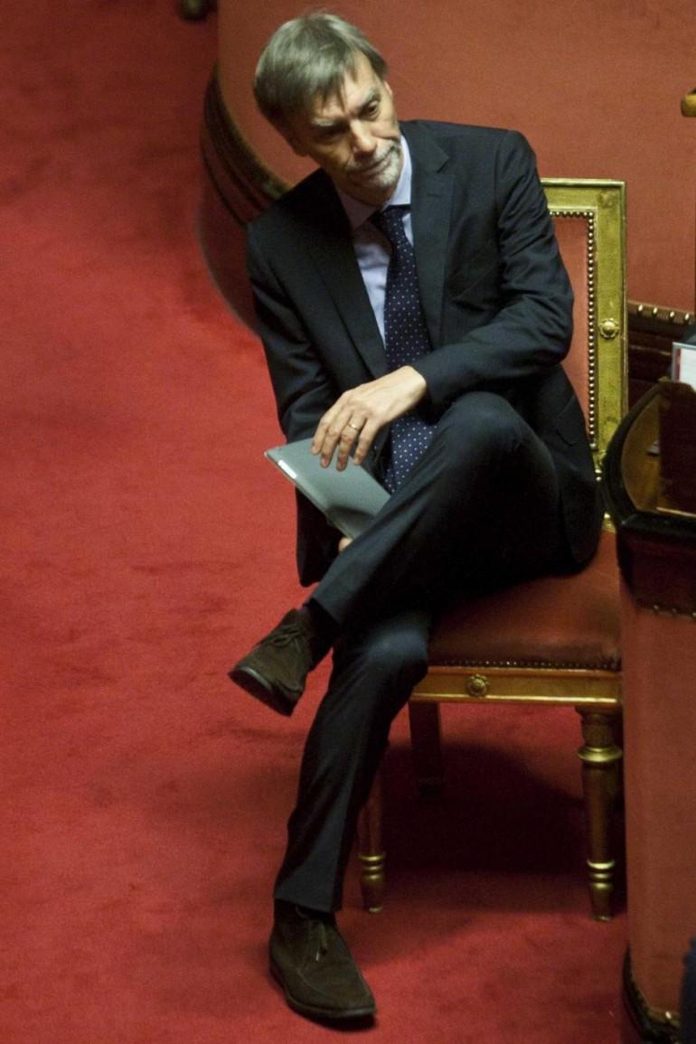 Senato - Fiducia Governo Letta