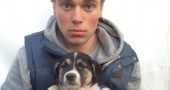 Gus Kenworthy: l'atleta che adotta i cani randagi di Sochi
