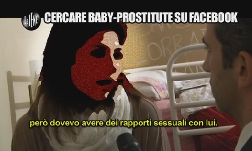 iene cacciatore baby prostitute facebook 2