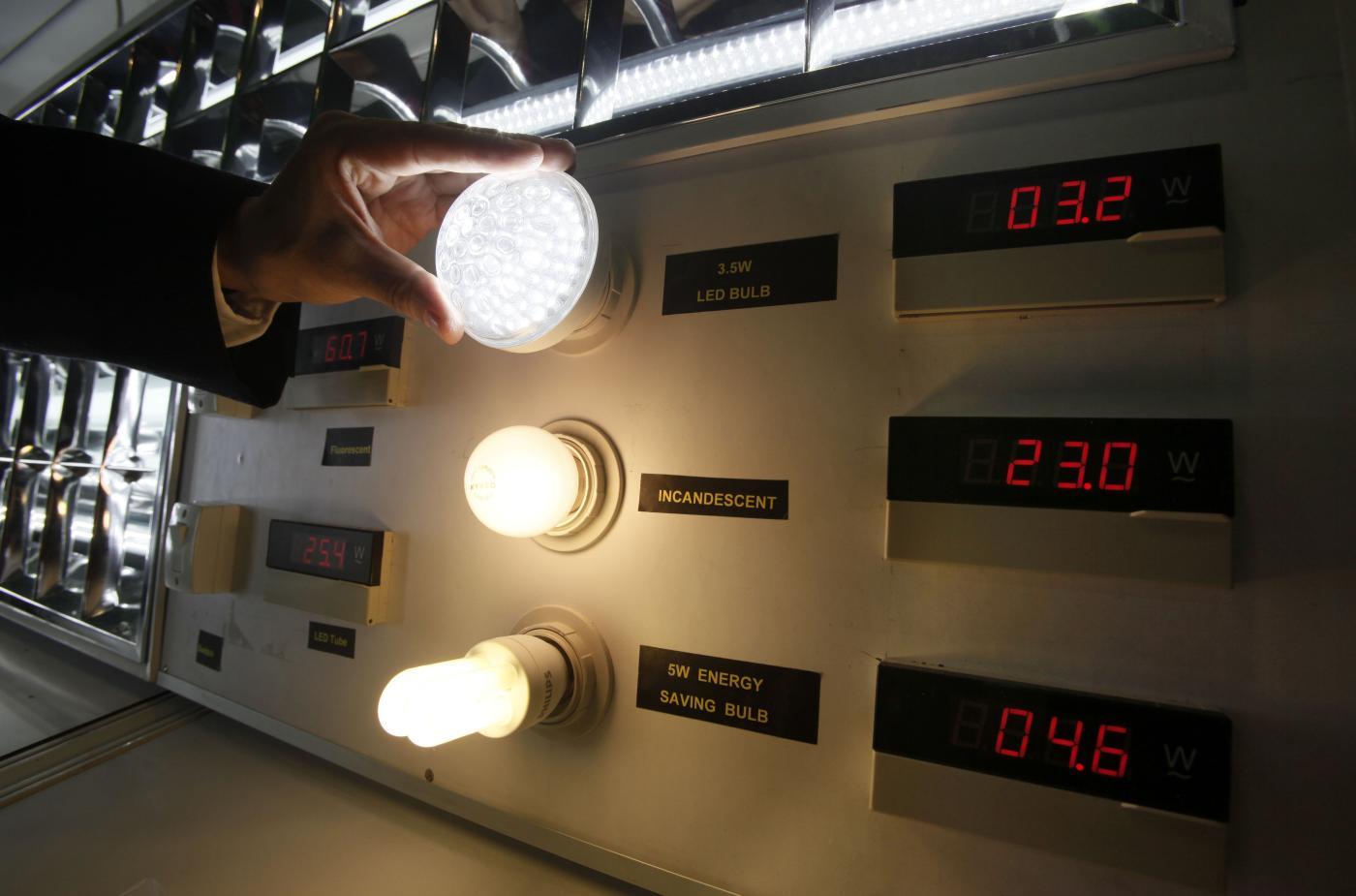 Lampadine a led il futuro dell 39 illuminazione for Lampadine led 3 watt