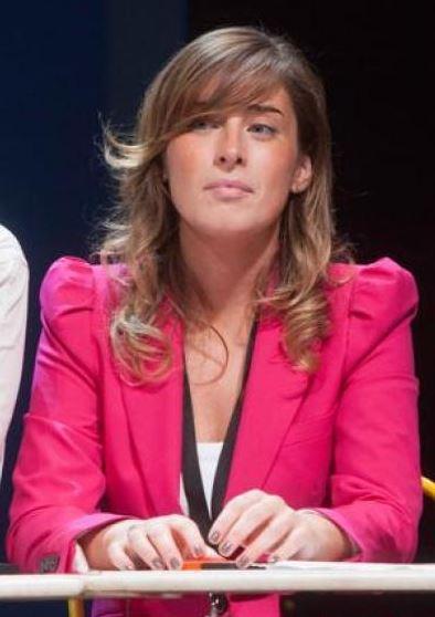 maria elena boschi ministro governo renzi 2