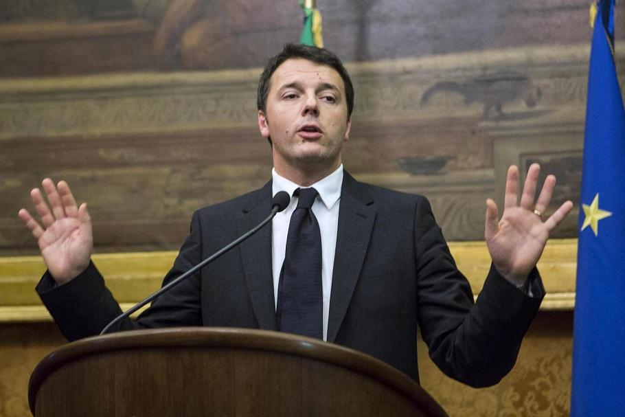 Camera dei Deputati - Consultazioni del Presidente del Consiglio incaricato Matteo Renzi