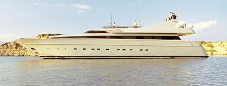 napolitano yacht