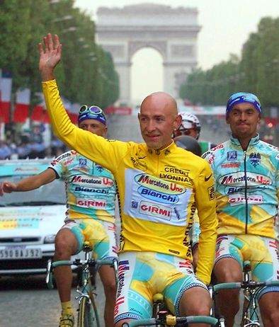 Il trionfo del Pirata al Tour 1998